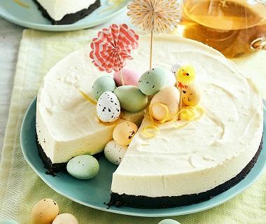 Citroen-cheesecake