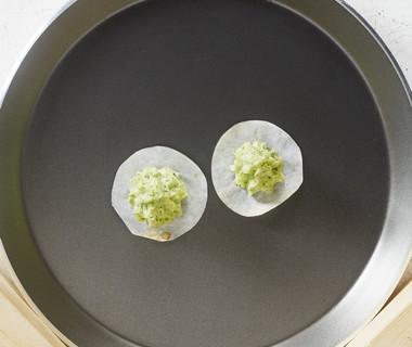 Aardappelpuree-broccoliboompjes