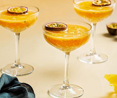 Cocktail met passie