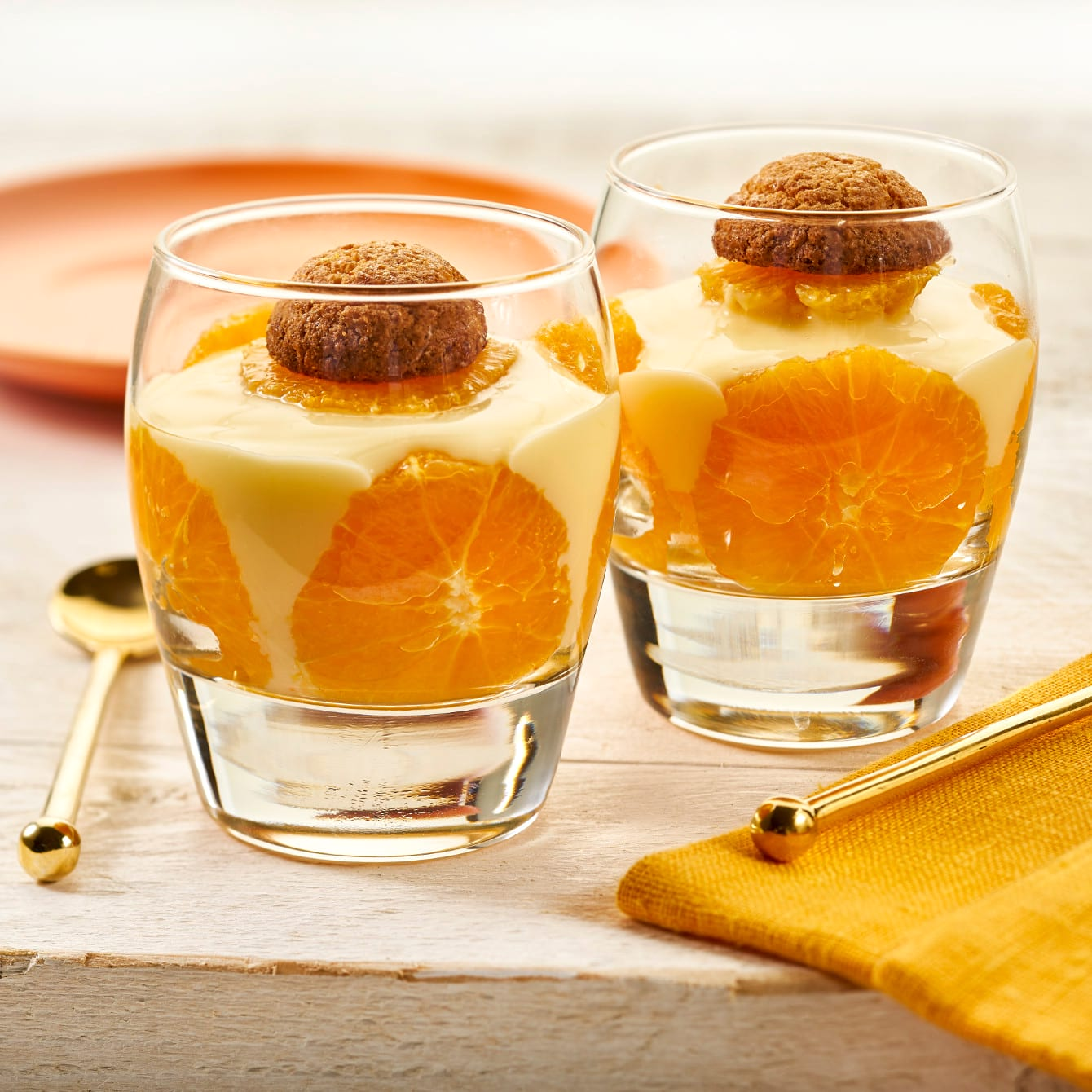 Sinaasappeltrifle