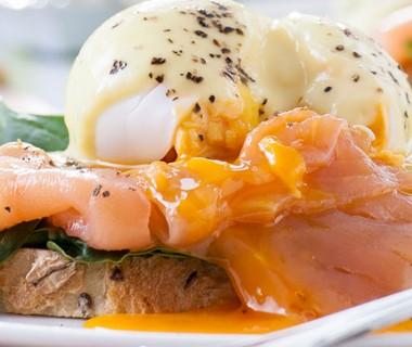 Molenbrood vloerbrood met Coop egg special