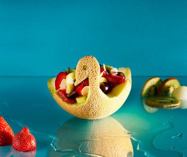 Prachtige fruitsalade