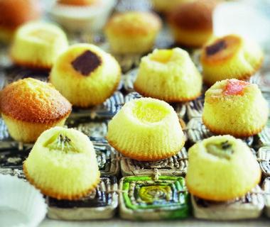 Memory cupcakes