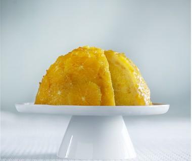 Sinaasappel-mangobombe