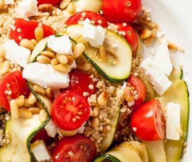 Supersalade met quinoa