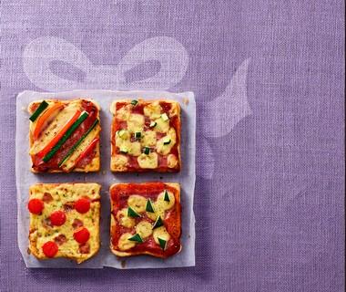 Pizza-cadeautjes