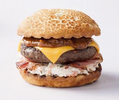 Memphis style hamburger