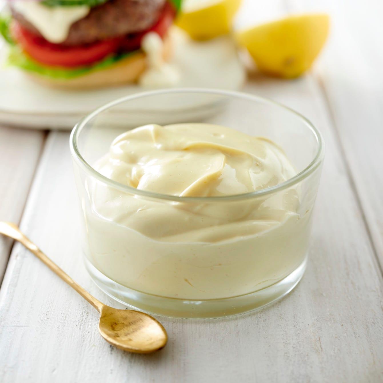 Basisrecept mayonaise