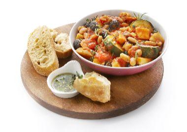 Toscaanse groentestoof