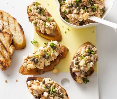 Ei-tonijnsalade