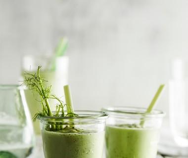 Venkel-komkommer-avocadoshake
