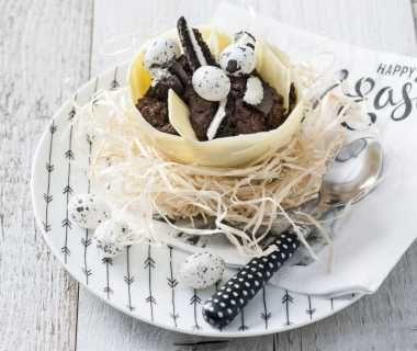 Gevulde chocoladeeieren