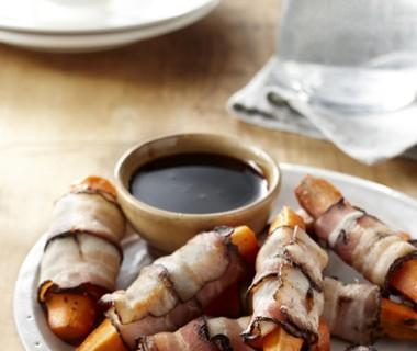 Krokante wortelsnack