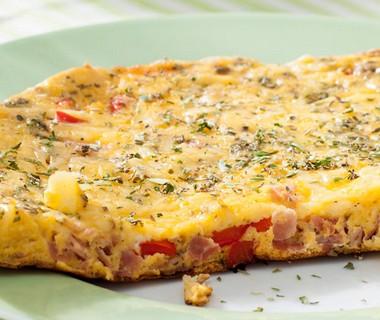 Omelet met kliekjes van Nicky Corts - van Raam