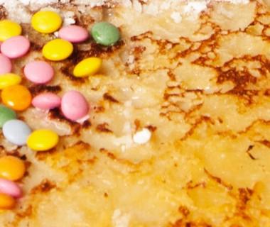 Ivanhoe pannenkoek van Cindy Groen