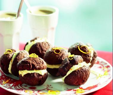Chocolade dubbeldekkers