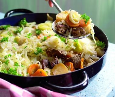 Ierse stoofpot (Irish stew)