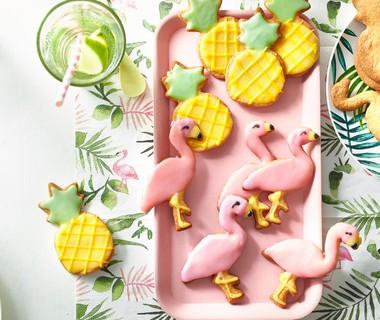 Tropische koekjes