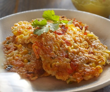 Mexicaanse rijstkoeken