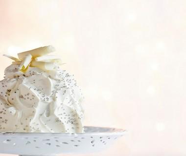 Witte ijstaart