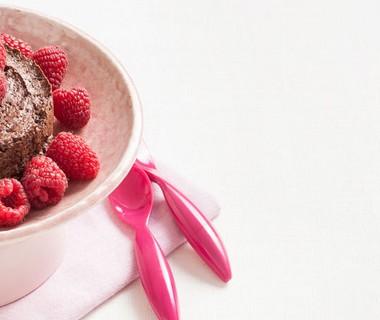 Chocoladetaartje van Wendy de Laat