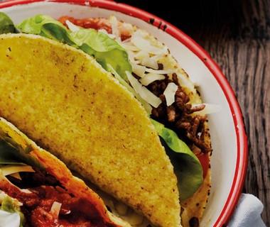 Klassieke taco's