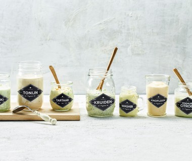 Yoghurt-citroenmayonaise