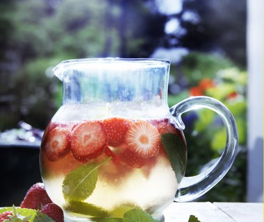 Ice tea bowl