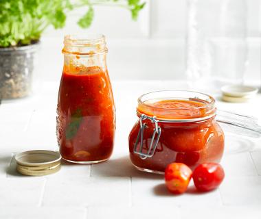 Italiaanse tomatensaus