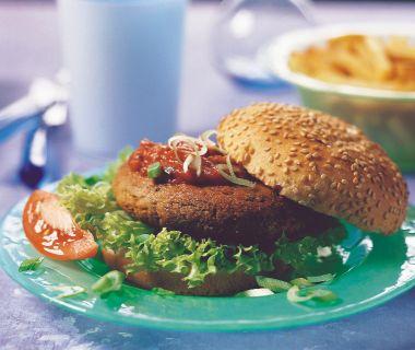 Tonijnburger