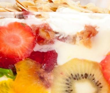 De trifle van René Pluijm