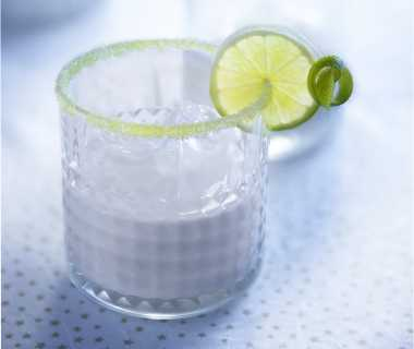 Kokos- limoenwodka