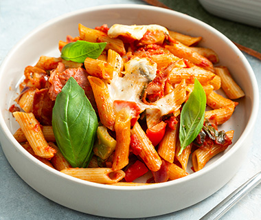 Penne ovenschotel