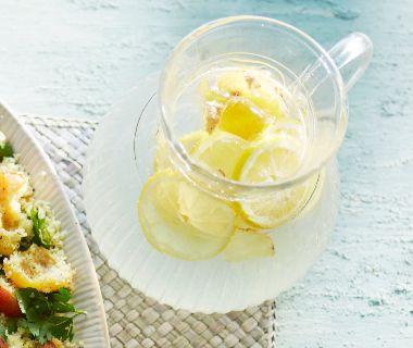 Doe-het-zelf limonade