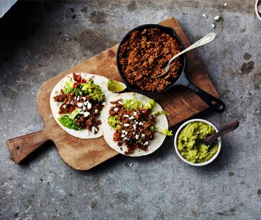 Vega 'Gehakt' Taco