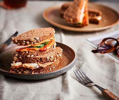 Ontbijtsandwich