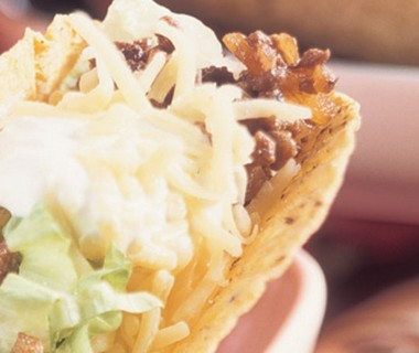 Taco's met Mexicaans gehakt