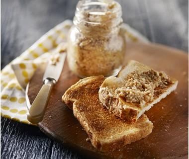 Noten-honingspread