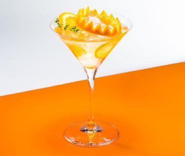 De gekroonde cocktail