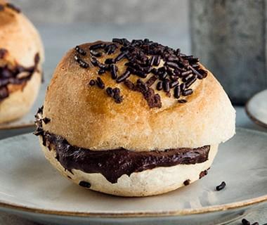 Broodje chocoladeverrassing