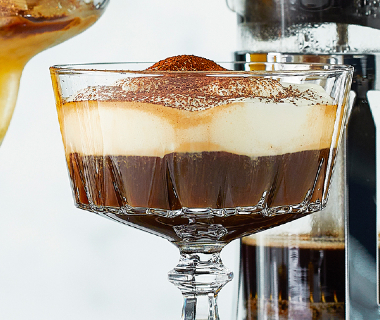 Tiramisu-cappuccino