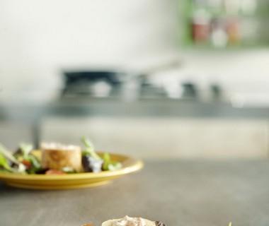 Omeletrol met hammousse