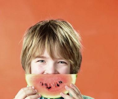 Meloenijsjes