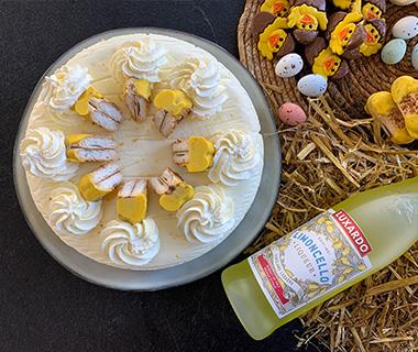 Limoncello Kwarktaart van Sterk in de Keuken