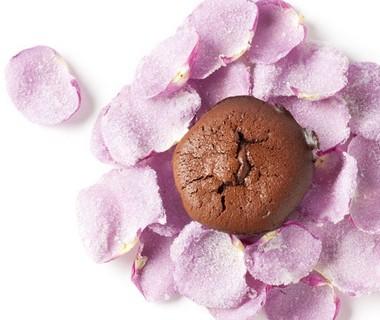 Fruit-chocoladetaartje