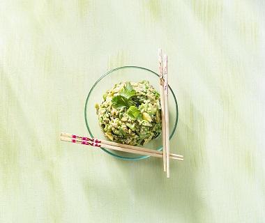 Curry: basisrecept groenterestjes