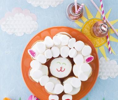 Lammetjes cupcakes