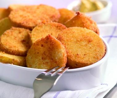 Aardappelkrokantjes
